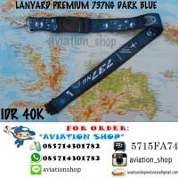 LANYARD GANTUNGAN ID AIRBUS , ATR , BOEING 737