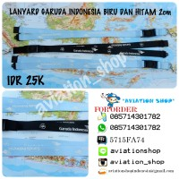 LANYARD GANTUNGAN ID CARD GARUDA INDONESIA , CITILINK , NAM AIR JILID2