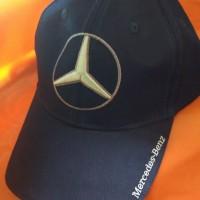 Topi Mercedes Benz Navy
