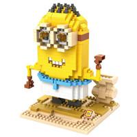 LOZ Lego Nano Block Nanoblock Minion Egypt