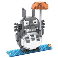 LOZ Lego Nano Block Nanoblock Dai Totoro