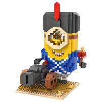 LOZ Lego Nano Block Nanoblock Minion Cannon