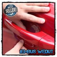Stiker Pelindung Pintu Mobil /Car Vinyl Stickers Universal Door Handle