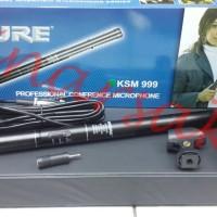 harga Mic Condensor Shure Ksm 999 ( Shotgun Telescopic Microphone ) Tokopedia.com