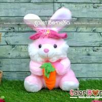 Boneka Kelinci Wortel Medium ( HK - 263824 )