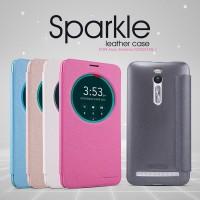 "ASUS ZE551ML (Zenfone 2 5,5"") Flip Cover NILLKIN SPARKLE Case"