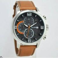 jam tangan pria Rhytim brown silver black