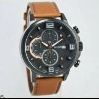 jam tangan pria Rhytim brown black