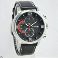 jam tangan pria Rhytim black