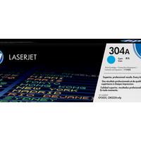 Toner - HP - HP 304A Colour ( CC531A, CC532A , CC533A)