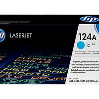 Toner - HP - HP 124A Colour ( Q6001A, Q6002A, Q6003A)