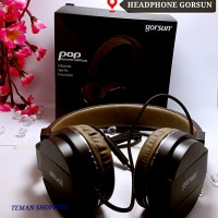 HEADPHONE GORSUN GS-779 ORIGINAL