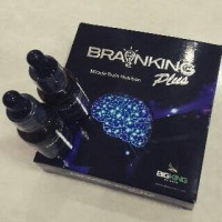 Brainking Plus bisa untuk Diabetes dan Stamina Pria paling laku !!!!