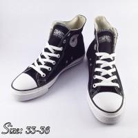 Sepatu Sekolah Sneaker Laki-laki Perempuan - Compass - ALECIO