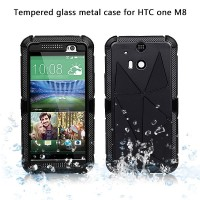 Hardcase Waterproof Bumper Redpepper Case Underwater For Htc One M8