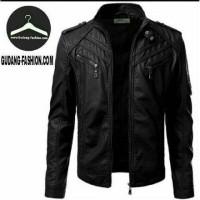 Jual jaket kulit semi sintetis pria,jaket kulit asli,jaket kulit sintetis, Murah