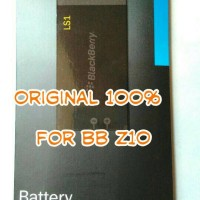 Baterai Batre Batere Battery Battre BB Z10 Blackberry LS1