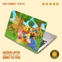 Garskin / Skin / Cover / Stiker Laptop - Ct Winnie the Pooh 3