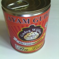 Jual AYAM GUDEG bu LIES - Traditional Food Murah