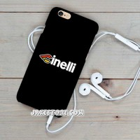 Cinelli Black Solid iPhone Hard Case 4 4s 5 5s 5c 6 6s Plus Cover