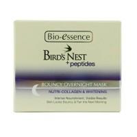 Bio Essence Bird Nest Peptides Whitening Bouncy Overnight Mask