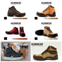 sepatu boots pria hummer athena 39-44