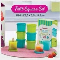 Jual Tupperware Petit Square Set Murah