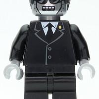 Part Out Lego 70803 Cloud Cuckoo Palace, Executron