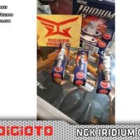 Busi Iridium NGK CR9EIX R15,R25,N125,CBR