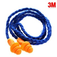 3M earplug, anti berisik, anti kebisingan, earbud