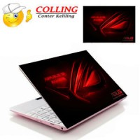 Asus ROG / Cover / Stiker Laptop 11, 12, 14, 15 inch / Garskin Laptop