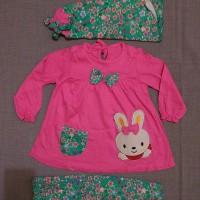 Baju Anak Setelan Muslim Rabbit