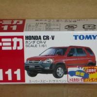 harga Tomica CR V No 111 Tokopedia.com