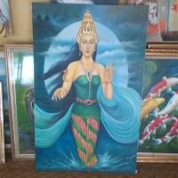 harga Lukisan Nyi Roro Kidul Tokopedia.com