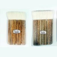 V-Tec Kuas Bambu Berjajar No 10 / Kuas Lukis
