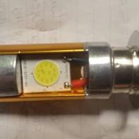 harga bohlam lampu depan led motor bebek dan matic Tokopedia.com