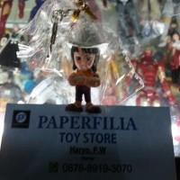 nico robin one piece ship pvc statue gashapon gantungan kunci strap op