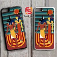 Egyptian Y2940 iPhone 4, 4S, 5, 5S, 6, 6S, 6 Plus, 6S Plus Case