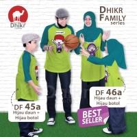 Kaos dan Gamis Muslim Dhikr Family