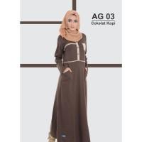 Gamis Kebaya Dewasa Alnita AG 03 05