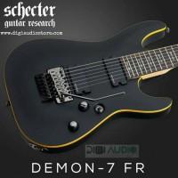 Schecter Demon - 7 FR Guitar Electric Original