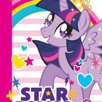 Buku Tulis Kiky Isi 38 Polos My Little Pony
