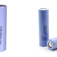 Samsung Lithium Ion Cylindrical Battery 4.3V 28A Flat Top 18650