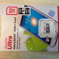 Micro SD - Sandisk - 64GB Ultra Class 10
