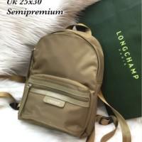 harga TAS WANITA LONGCHAMP RANSEL - SEMI PREMIUM (NEW ARRIVAL) Tokopedia.com
