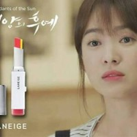 Laneige Two Tone Lip Bar - 11 Juicy Pop - Descendants of The Sun