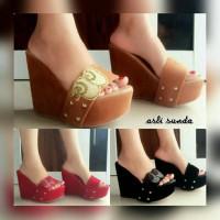 harga wedges/heels/boot/casual murah suplier sepatu wanita murah Tokopedia.com