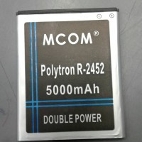 baterai polytron rocket S1 R2452 double power merk mcom