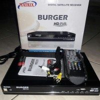 Receiver Matrix Parabola Burger S1 HD (Sama Seperti Burger S2 HD)