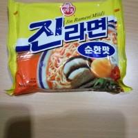 Ottogi Jin Ramen Mild Ramyun Mie Instan Korea